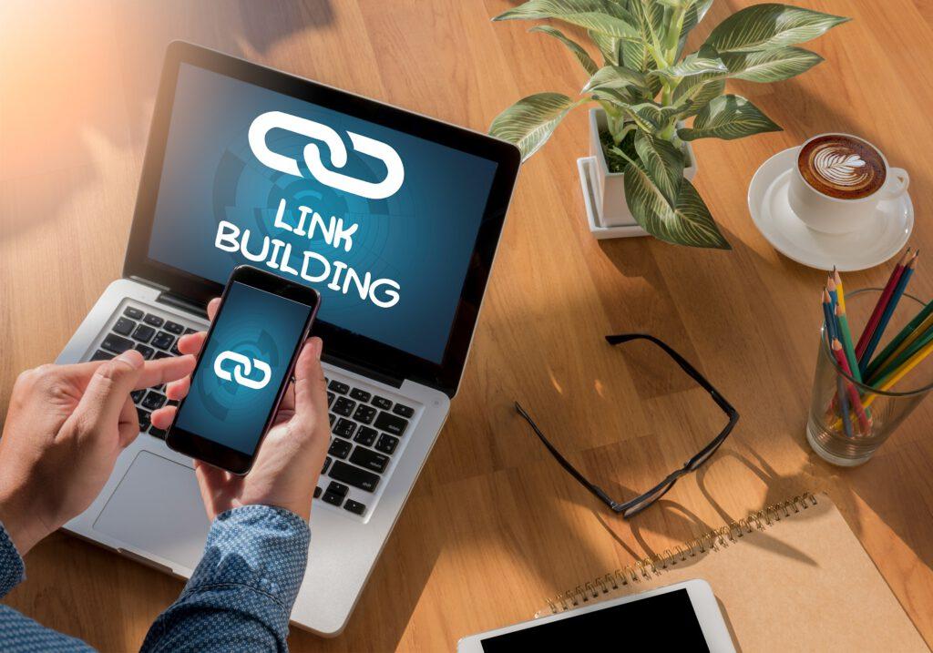 linkbuilding uitbesteden verstandig